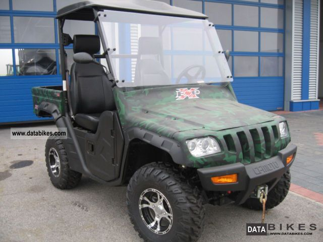 2011 Explorer  Grumbler 525 Motorcycle Quad photo