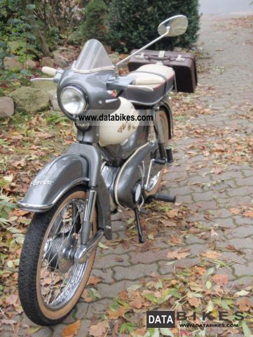 Kreidler  Super 4, built in 1964 1964 Vintage, Classic and Old Bikes photo
