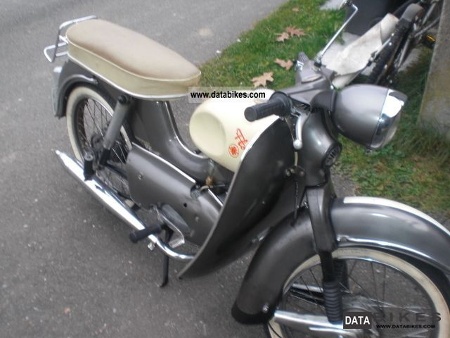 Kreidler  k54 of 1964 logged, top condition, rare, fully 1964 Vintage, Classic and Old Bikes photo