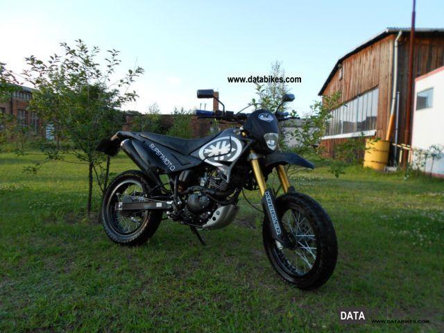 2007 Kreidler  125 sqm Motorcycle Super Moto photo