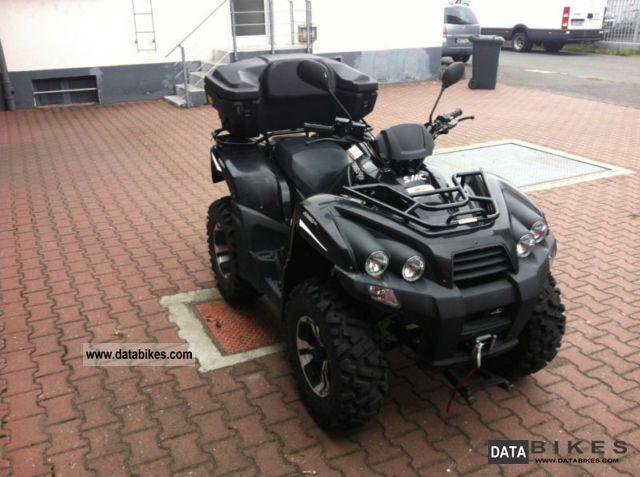 2012 SMC  Barossa Motorcycle Quad photo