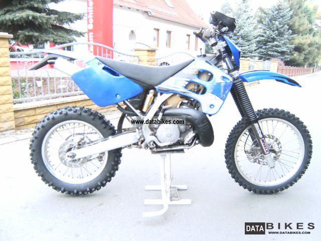 1999 Gasgas  300 EC Motorcycle Rally/Cross photo