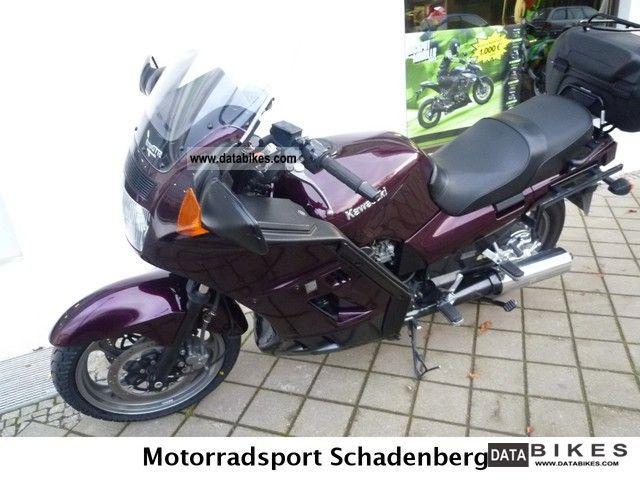2001 Kawasaki  GTR1000 Motorcycle Tourer photo