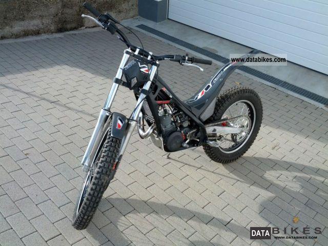 2009 Sherco  Xispa X125R Motorcycle Motorcycle photo