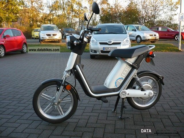 E-Ton  E-Mon 2012 Electric Motorcycles photo