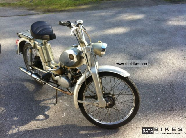 Zundapp  Zündapp M25 / M50 1965 Vintage, Classic and Old Bikes photo