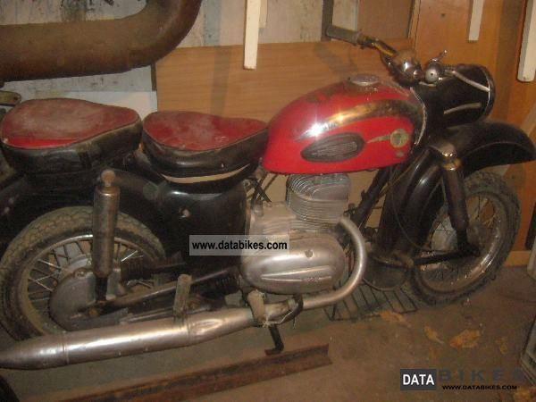 Mz  Sale or exchange 1963 Vintage, Classic and Old Bikes photo