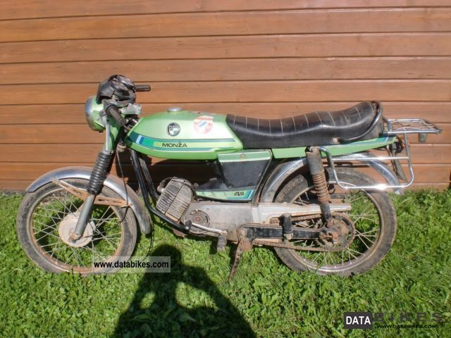 Puch  Monza 1979 Vintage, Classic and Old Bikes photo