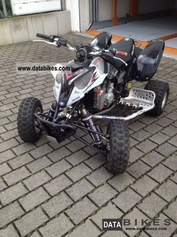 2008 Polaris  500 Predator Motorcycle Quad photo
