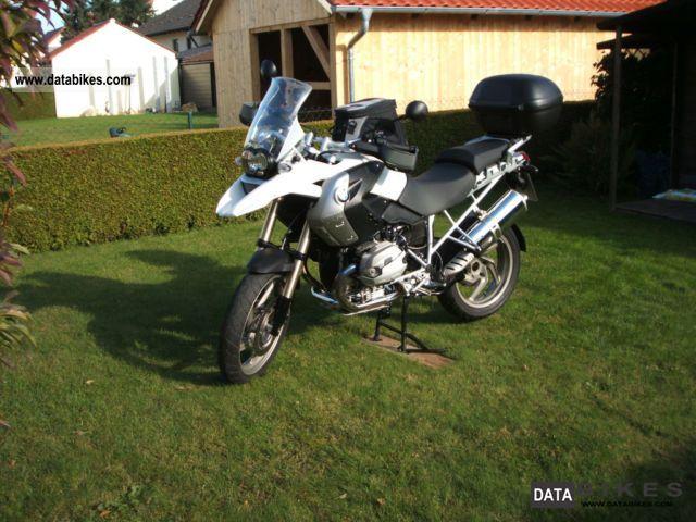 2010 BMW  1200 GS Motorcycle Enduro/Touring Enduro photo