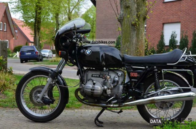 BMW  R 90s 1975 Vintage, Classic and Old Bikes photo