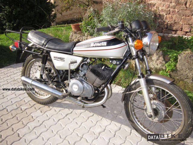 1985 Benelli  250 2C Motorcycle Motorcycle photo