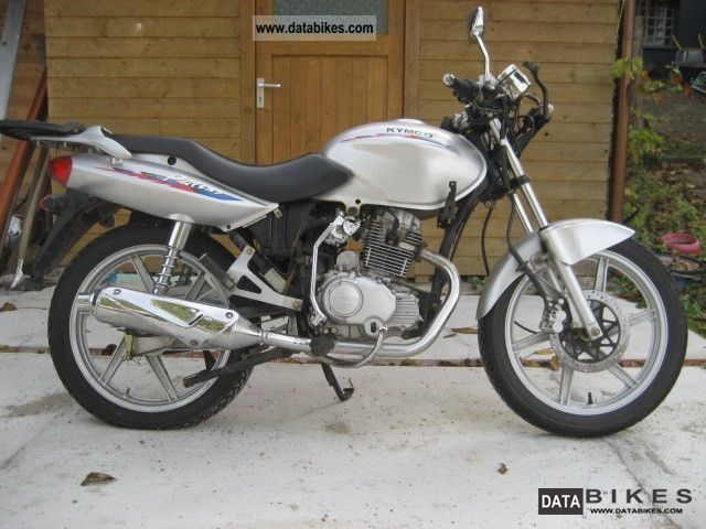 2002 Kymco  Pulsar Motorcycle Motorcycle photo