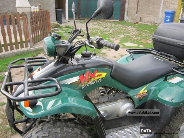 2006 Lifan ATV ST 150