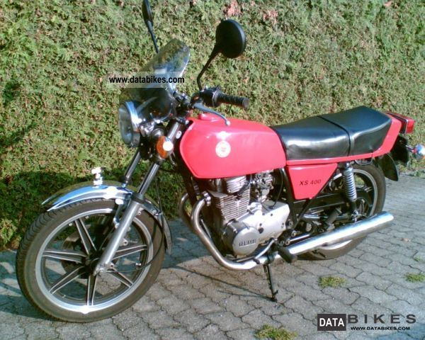 Yamaha  XS 400 2A2 1979 Vintage, Classic and Old Bikes photo