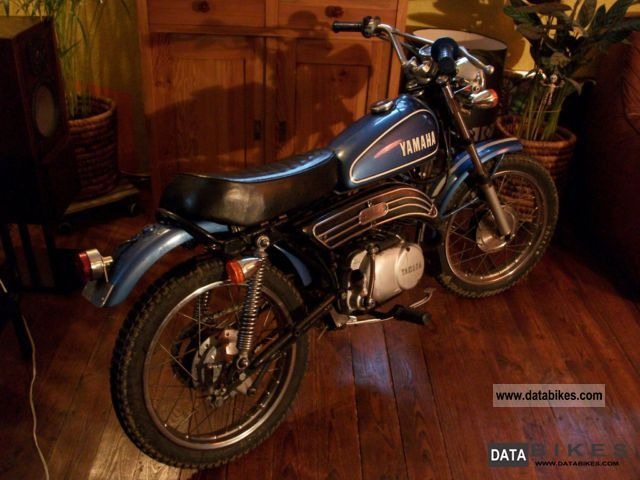 1975 Yamaha  GT 80 Mini Trail Motorcycle Motor-assisted Bicycle/Small Moped photo