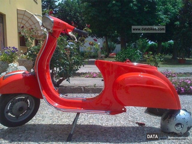Piaggio  vespa 50 special 2 series 1974 Vintage, Classic and Old Bikes photo