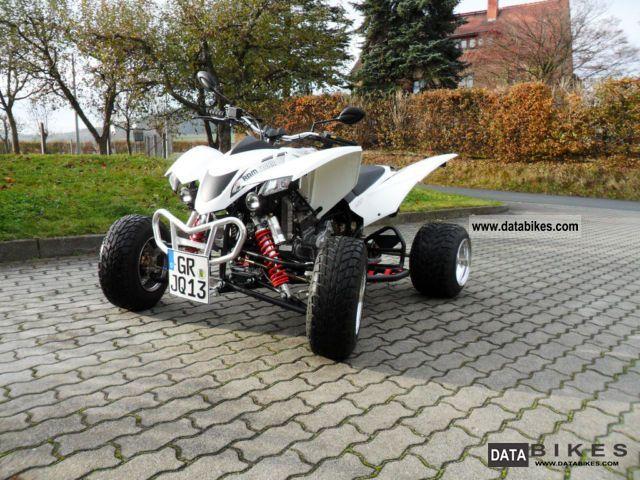 2012 SMC  520 RR Motorcycle Quad photo