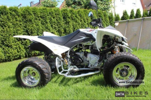 2012 SMC  303 Supermoto Motorcycle Quad photo