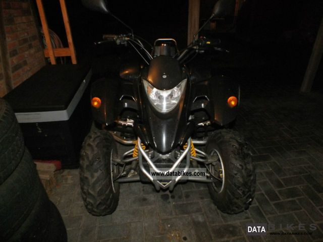 2009 SMC  250 Triton Motorcycle Quad photo