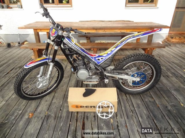 2008 Sherco  Trial 125cc Motorcycle Other photo