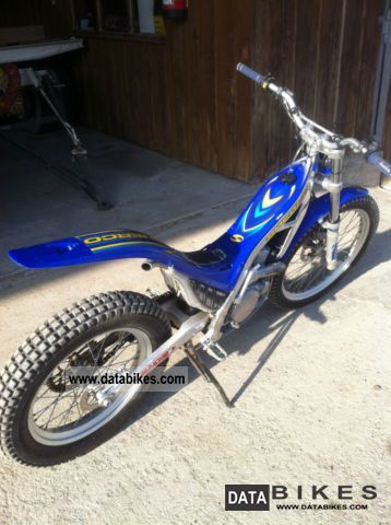 2002 Sherco  Trial Motorcycle Other photo