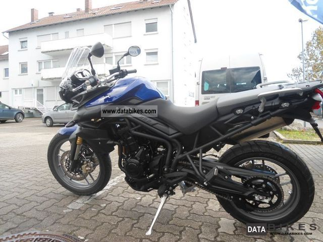 2012 Triumph  800 ABS Motorcycle Motorcycle photo