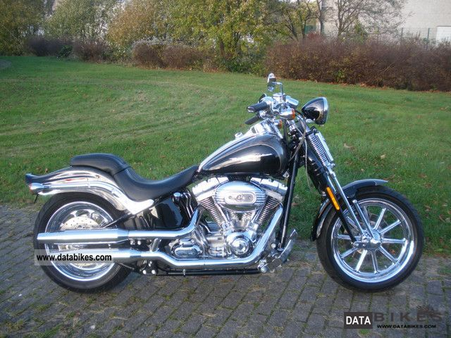 Harley Davidson  Screamin Eagle Springer FXSTSSE2 2008 Chopper/Cruiser photo