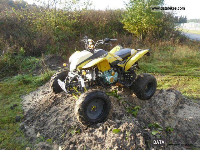2010 Bashan  200 cc Motorcycle Quad photo