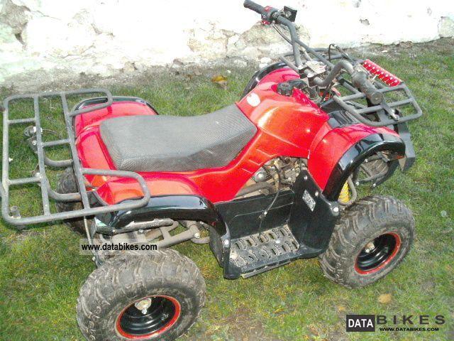 2011 Bashan  BASHAN HBATV 125 Motorcycle Quad photo