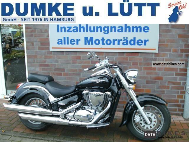 2012 Suzuki  VL 800 C 800 C 2012 VL800 Intruder Motorcycle Chopper/Cruiser photo