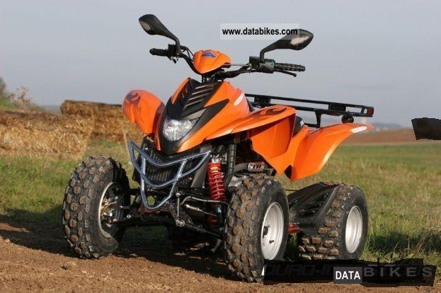 2010 Dinli  801 Motorcycle Quad photo