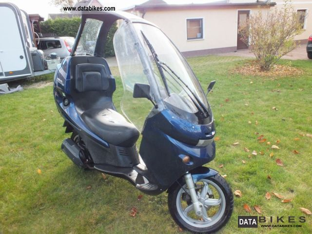 Benelli  Adiva roof scooter 2007 Scooter photo