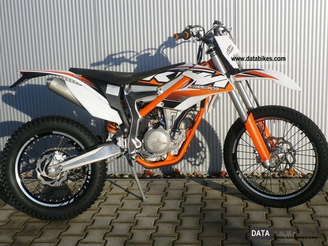 2012 KTM  Freeride 350 2013 Motorcycle Other photo