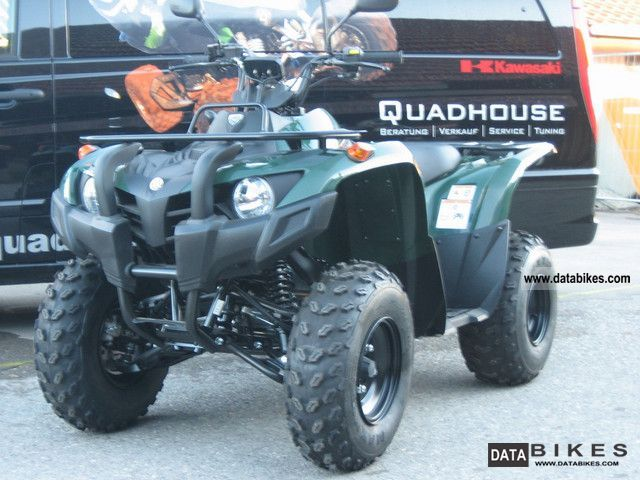 2012 Yamaha Grizzly 300 New Dealer