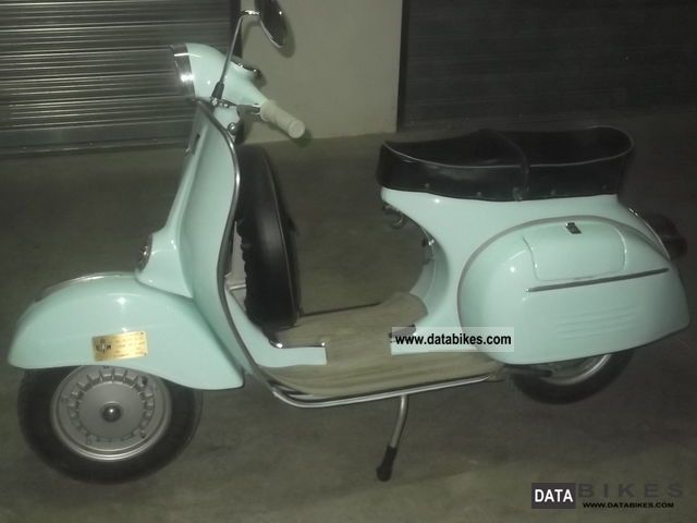 Piaggio  vespa gt del 1967 1967 Vintage, Classic and Old Bikes photo