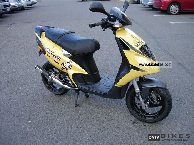Piaggio  NRG C21 2006 Scooter photo