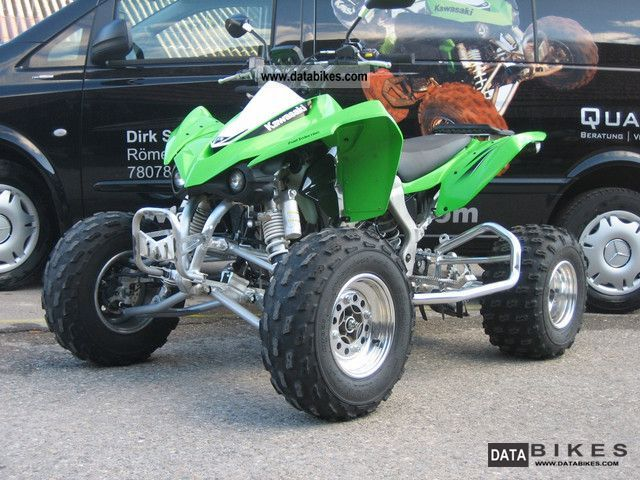 2012 Kawasaki  KFX450R from dealer! Best Condition Motorcycle Quad photo