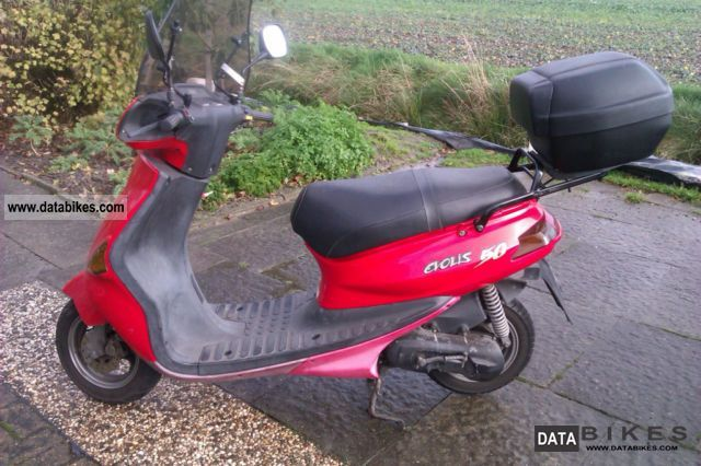 1994 MBK  Evolis 50 Motorcycle Motor-assisted Bicycle/Small Moped photo