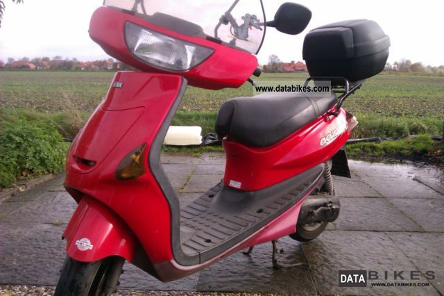Electric Motor Scooter >> 1994 MBK Evolis 50
