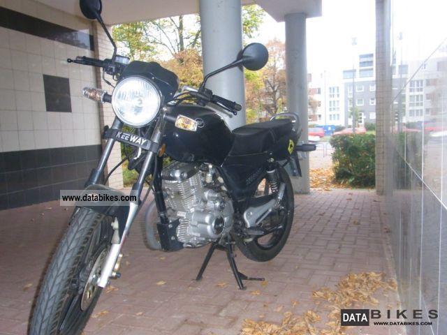 2009 Keeway  Speed Motorcycle Naked Bike photo