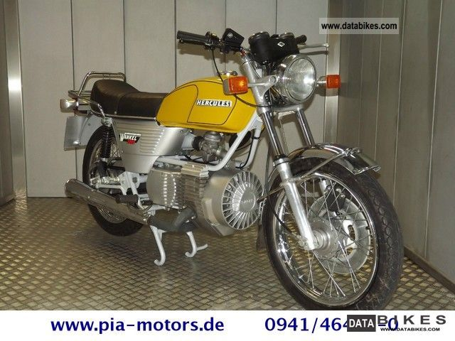 Hercules  W 2000 Wankel 1975 Vintage, Classic and Old Bikes photo