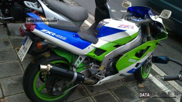 Kawasaki  ZXR 1991 Sports/Super Sports Bike photo