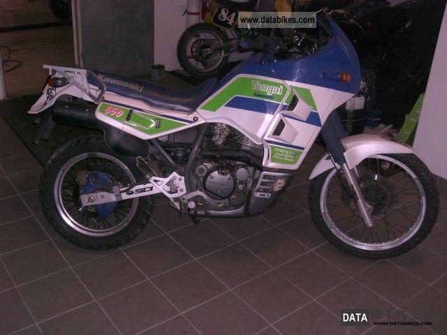Kawasaki  Tengai 1993 Enduro/Touring Enduro photo