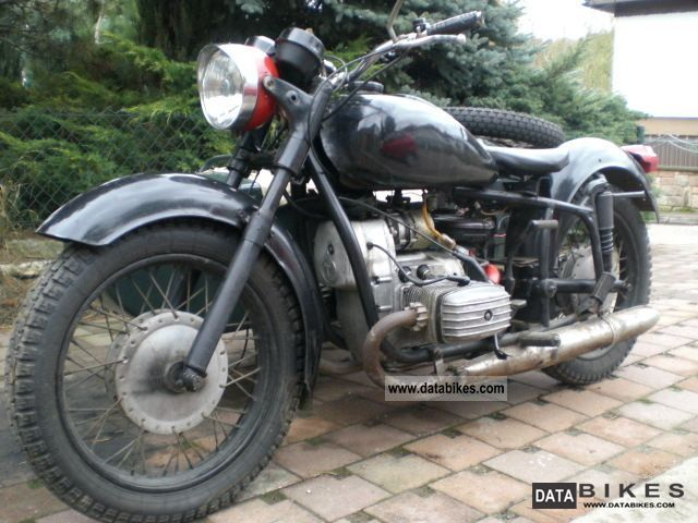 Ural  Dnepr Molotov 1979 Vintage, Classic and Old Bikes photo