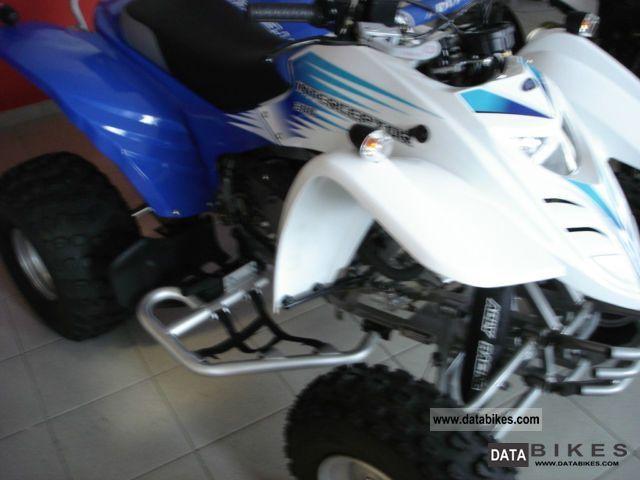 2012 Adly  Intercepor 300 Motorcycle Quad photo
