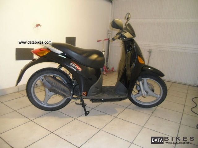 2003 Malaguti  Ciak Motorcycle Scooter photo