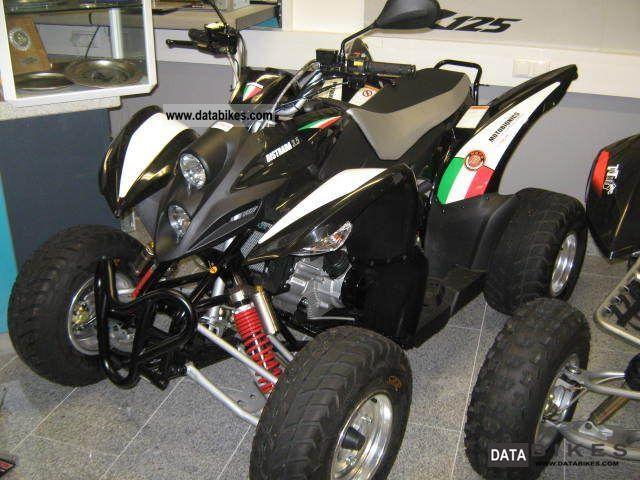 Aeon  Moto Bionics Bistrada 3.5, finance poss. 2012 Quad photo