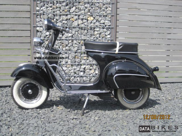 Vespa  VBB 1961 Vintage, Classic and Old Bikes photo