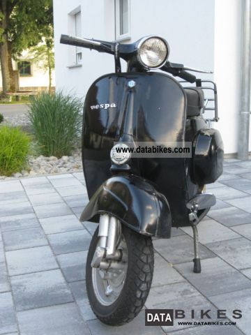 Vespa  50 / R 1973 Vintage, Classic and Old Bikes photo